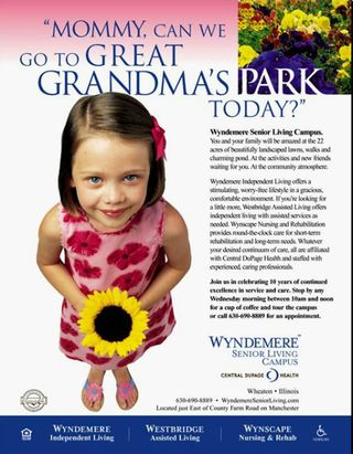 Can We Great Grandma's Park